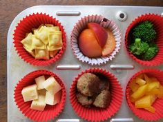 Muffin Tin Tapas // Dinner a Love Story