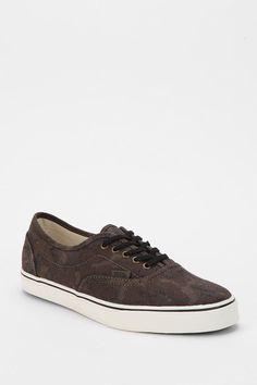 Vans Camo Canvas Sneaker