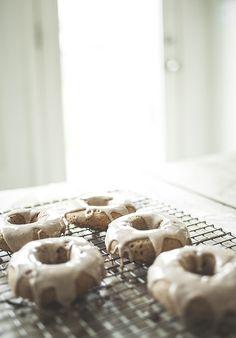 Sweet Potato Baked Donuts Recipe