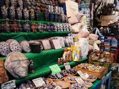 La Paz - Mercado de Brujas