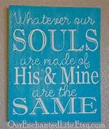 whatever our souls are made of - Bing Images