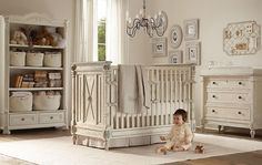 Great Nuetral Baby Room