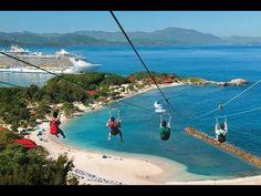 Welcome To Labadee Haiti