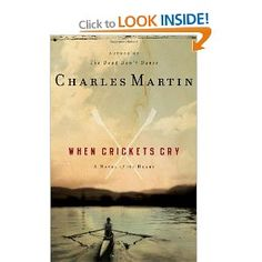 Charles Martin. Wonderful Author.
