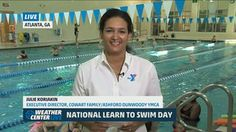 VIDEO: National Learn to Swim Day featured on The Weather Channel