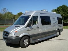RvSell  » MOTORHOMES FOR SALE    2008 Pleasure Way Plateau TS in Indiana