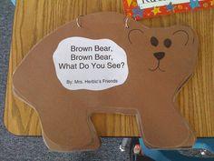 """Brown Bear, Brown bear"""