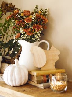 joy ever after :: details that make life loveable :: - Journal - autumn decor