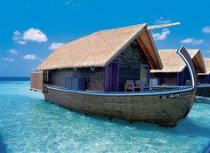 Cocoa Island Hotel, Kaafu Atoll, Maldives.
