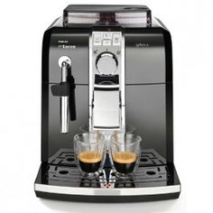 Expresor SAECO - PHILIPS Syntia HD8833 1400W 15 bar rezervor cafea macinata negru la Pret Atractiv - Aparate De Bucatarie > Expresoare Saeco - Philips