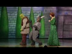 "SHREK: THE MUSICAL (Broadway) - ""What's Up, Duloc"" [LIVE @ 2009 Tony Awards]"