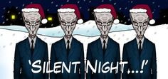 Have a Very Whovian Christmas...