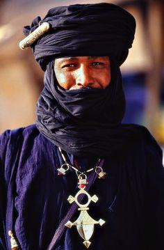 Tuareg jewelry......