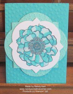 Blended Bloom & Blendabilities www.nendyscreativecorner.com