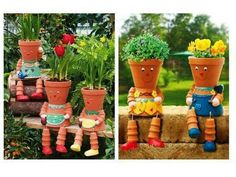 People planters