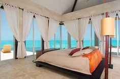 Imagine waking up to this view every morning.
