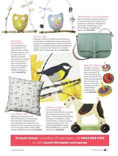 Voyage perry duck egg textile express buy online - Country Living 2 2014 Uk
