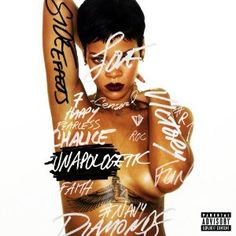 Rihanna returns with her highly anticipated seventh studio album, which serves as the follow up to her hit release Talk That Talk. Unapologetic includes the single Diamonds.