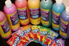 scratch and sniff paint, craft, pin today, scratch sniff, paint recip, paints, random pin, paint activities, kid