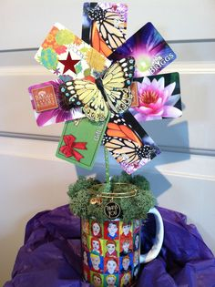 Teacher Graduation Gift: Kinder Self Portraits   Mug / Ani / Gift Card Tree