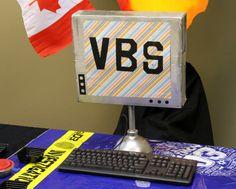 Monitor- VBS 2014 - Lifeway's AgencyD3 - MONITORS/SCREENS