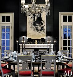 Inspired dining rooms perfect for Thanksgiving entertaining