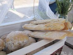 Rustic Bread by Kris