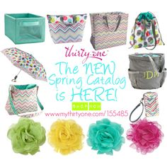 """Thirty-One Spring 2013"""