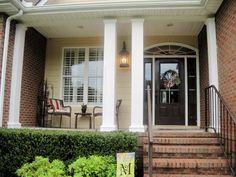 Front Porch Colors