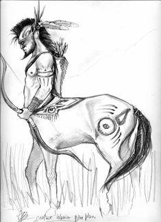 centaur by *aryundomiel