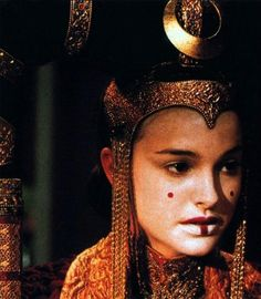 Padme Amidala S Costumes Episode One On Pinterest Queen