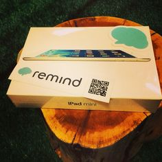 Want to win an iPad to help organize your classroom? Enter by sharing Remind with your fellow teachers! Each time one of your colleagues signs up with your link, you'll be entered for another chance to win!