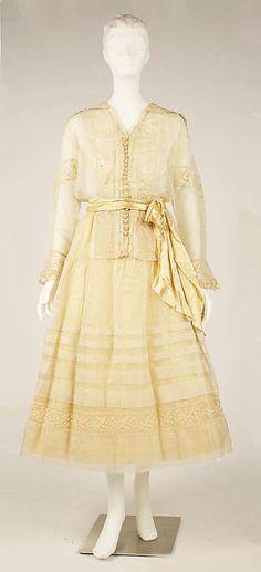 Dress  1910  The Metropolitan Museum of Art