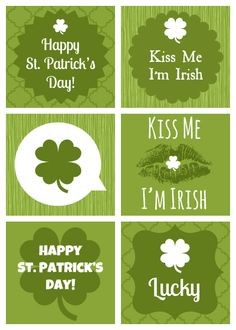It's your lucky day to make St Patrick's Day printables with PicMonkey! Our shamrocks are in our Symbols set in Overlays.
