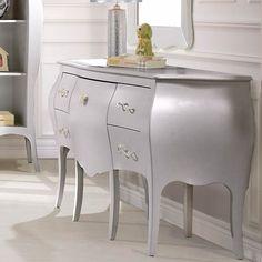 Alexa Desk/Vanity with Hidden Seat from PoshTots