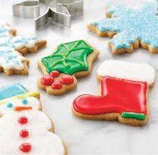 Cutout Sugar Cookie  *&* Icing Recipe