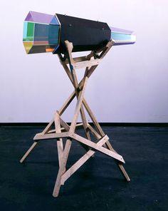 """Olafur Eliasson, """"Colour Vision Kaleidoscope (Sichtkaleidoskop),"""" 2003"""