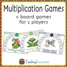 math, classroom, the game, idea, multiplication facts, grade 6 homeschool, educ, multiplication games, multipl game