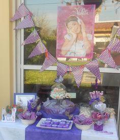 Photo 2 of 8: Violetta de Disney / Birthday cumpleaños de Chiara | Catch My Party