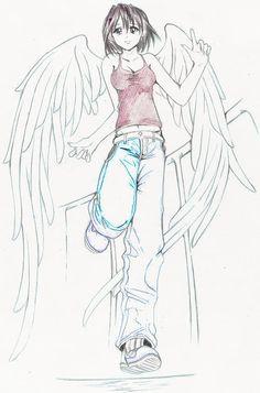 angel by kagome437 on deviantART