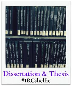 library doctoral thesis