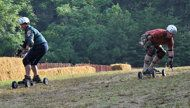 Mountainboarding will be one of four World Alternative Games events scheduled for Aug. 18, 2012.