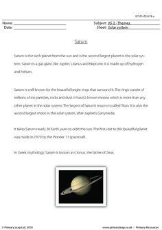 solar system printable worksheets primaryleap on. Black Bedroom Furniture Sets. Home Design Ideas