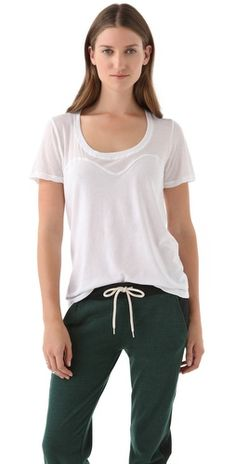 Special Offers Available Click Image Above: Monrow Bustier Tee
