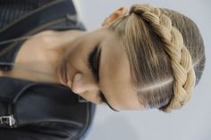 Milkmaid braids #sopretty #weddinghair #hair #braid