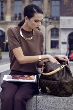 Louis Vuitton Monogram Métis New Hobo Bag