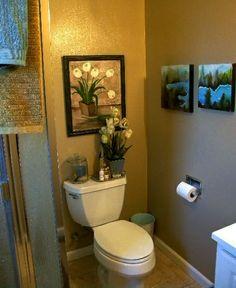 Small bathroom love