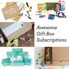 5 Best Gift Box Subscriptions