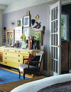 Home of stylist Marcus Hay