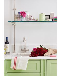 Step Inside the Perfect Petite Kitchen -- One Kings Lane